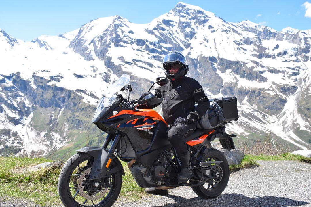 reisbegeleider motor Oostenrijk