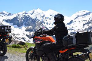 KTM 1090 adventure Vorarlberg oostenrijk