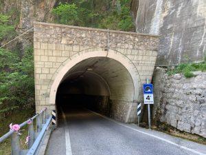 Tunnel italie