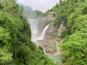 Italie waterval