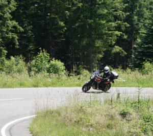 KTM 1090 Adventure sauerland duitsland