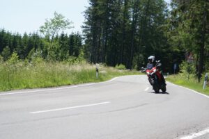 Ducati Multistrada 950 sauerland duits
